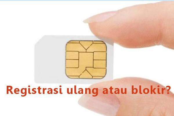 Pemanfaatan NIK Untuk Registrasi Kartu Prabayar Mulai Diterapkan