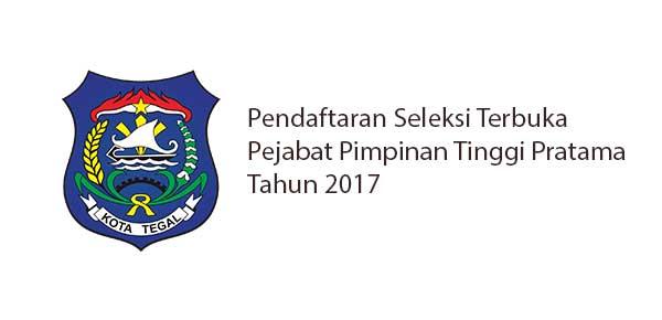 Pendaftaran Seleksi Terbuka Pejabat Pimpinan Tinggi Pratama Tahun 2017