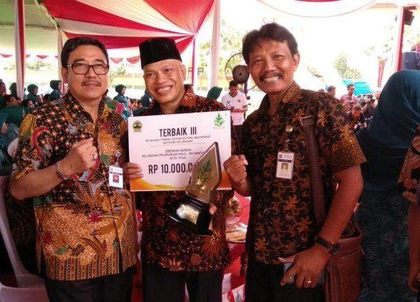 Empat Penghargaan Diraih Kota Tegal