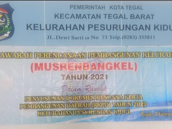 Musrenbang Kelurahan Tahun 2021